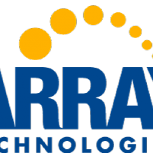 Array Technologies Logo, Colored, 500x241