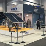 Array Technologies Booth